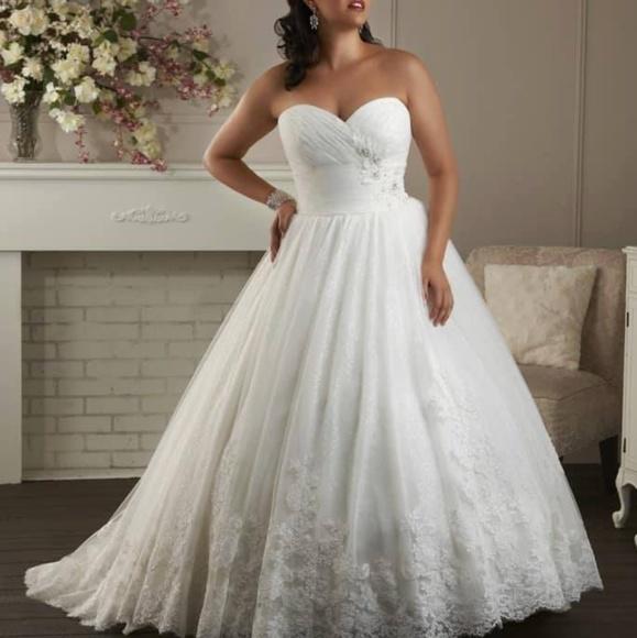 Bonny Bridal Dresses Brand New 1400 Wedding Dress Poshmark